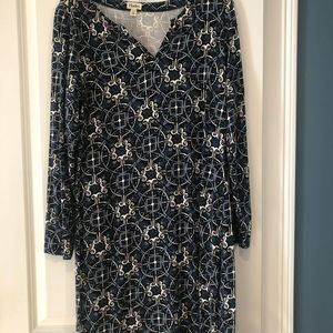 Adorable Hatley Dress Size Large